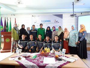 Pelatihan E-Learning 7 April 2018
