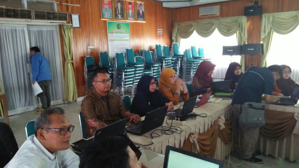 Peserta Pendampingan Wold Class University 21 April 2018