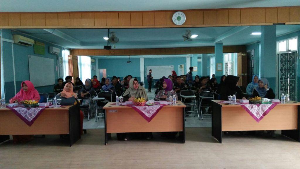 Peserta Pelatihan E-Learning Program studi Teknik Kimia 7 April 2018